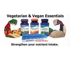 Vegetarian & Vegan Essentials