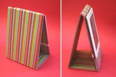 Make a custom Kindle cover Cardboard Storage, Diy Cardboard, Kindle Case, Sewing Projects, Sewing Ideas, Storage Boxes, Bookends, Crafty, Simple