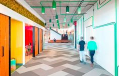 Cisco's Cool Offices In San Francisco - UltraLinx