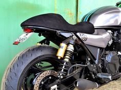 Yamaha XJR1200 Cafe Racer by Garage 85 #motorcycles #caferacer #motos | caferacerpasion.com