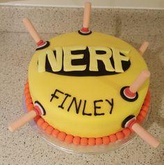 Nerf cake