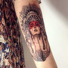 Alisa Tesla #tattoo #ink