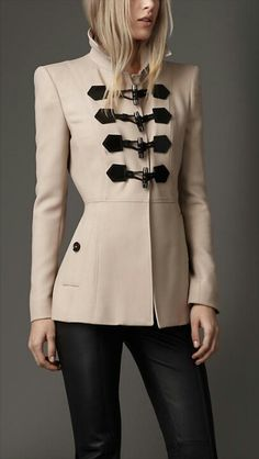 Classy jacket & leggings