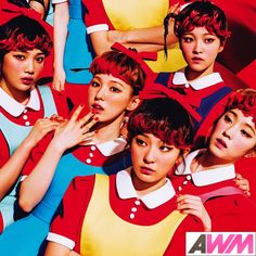 Red Velvet (레드벨벳) Vol. 1 - The Red (édition coréenne)