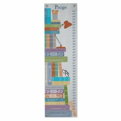 Stack of Books Growth Chart  | The Land of Nod