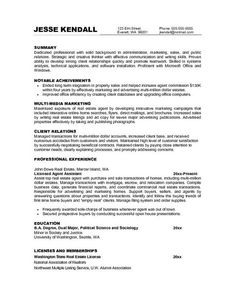 Best Objective Statement For Resume Topresumes Tounni85 On Pinterest