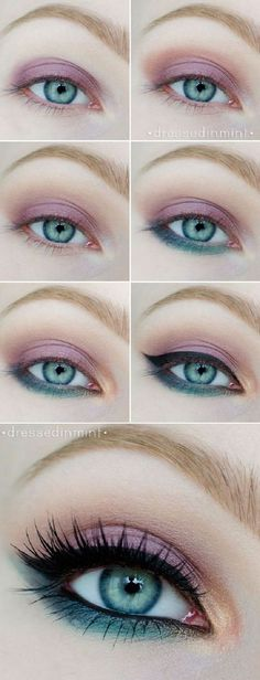 10 Hottest Spring Makeup Ideas for a Fresh Face: #4. Color Pop Look