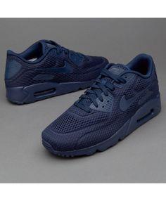 brand new 66392 34d9a Nike Air Max 90 Ultra Breathe Minuit Marine