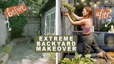 Extreme Makeover, Backyard Makeover, Youtube, Outdoor, Outdoors, Outdoor Games, The Great Outdoors, Youtubers, Youtube Movies