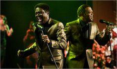 Samuel L. Jackson and Bernie Mac in Soul Men Bernie Mac, Samuel Jackson, Jackson Movie, Dark Skin Tone, Great Movies, Role Models, Picture Photo, Movie Tv, Actors