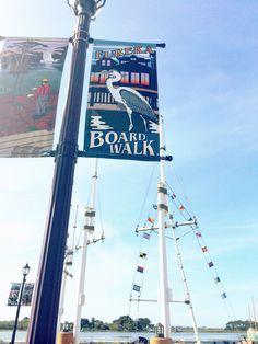 Eureka Boardwalk