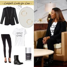 Latifah's Looks for Less by @nyrecessionista - Week of September 22nd | QueenLatifah.com