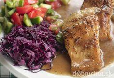 Kapor na pive Cabbage, Chicken, Meat, Vegetables, Food, Veggies, Essen, Cabbages, Veggie Food