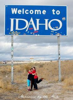 State Trivia - Idaho at http://www.memoriesbythemile.com/