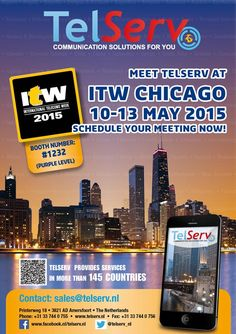 ITW 2015 Chicago