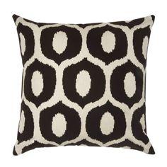 Bark Kruger Pillow | Janet Kain for the Home