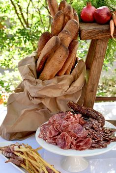 Grazing Tables and a Romantic Wedding — Visually Delicious