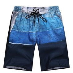 Men's Clothing Plus Size Mens Breathable Swim Trunks Leisure And Fashion Pants Swimwear Shorts Slim Wear Flower Printing Beach Short 4xl Elegant In Style