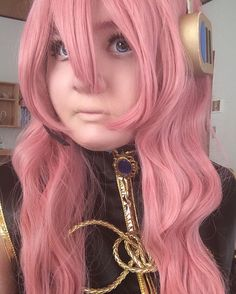 Luka Megurine Omg THANK YOU SO MUCH for the Nice comments on my luka cosplay #cosplay#cosplayer#cosplaying#pink#pinkwig#lenses#uniqso#bluelenses#circlelenses#luka#lukacosplay#lukamegurine#megurine#megurineluka#megurinelukacosplay#cosplayemakeup#vocaloid#vocaloid2#vocaloid3#vocaloidcosplay#makeup#kawaii#manga#anime#animecosplay#mangacosplay