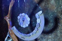 Soggettiva dell'orologio Neptunus #clock #driftwood #handmade
