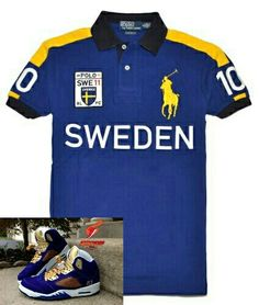 Polo Ralph Lauren Men Custom Fit Big Pony T-Shirt - SWEDEN. List Price: $150.00 Sale Price: $109.99 Savings: $40.01
