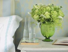 Giving the East Area of Your Home Good Feng Shui Energy: The energy of green color is very healing, thus green is an excellent feng shui energizer for the Health