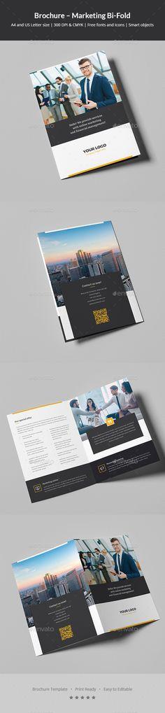Brochure  Digital Agency Fold A  Brochures A And Brochure