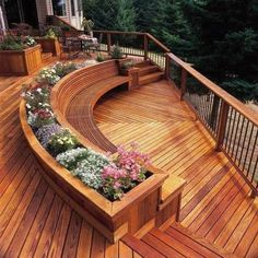 Nice Patio and Deck Designs for The Homes Patio and decks are one of the most popular additional features for homes because they're versatile enough to be found on every type of property, from...