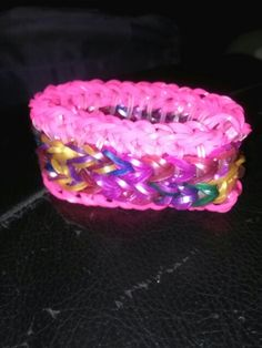 Rainbow loom creation