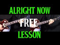 """how to play """"Funk on guitar by The James Gang Joe Walsh - rhythm guitar lesson"""