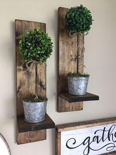 Handmade Home Decor Wood Pallet Furniture, Rustic Furniture, Diy Furniture, Pallet Sofa, Diy Pallet, Luxury Furniture, Rustic Walls, Rustic Decor, Farmhouse Decor