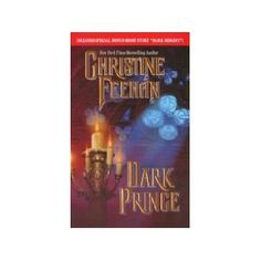 Dark Prince by Christine Feehan - Paranormal Romance - The first book in the Carpathian Series