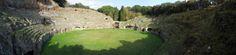 Sutri - Anfiteatro