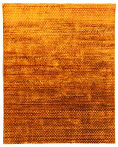 Luke Irwin - Saffron Sari silk, woven with silk from recycled Indian Saris