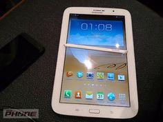 Samsung Galaxy Note 8.0 เครื่องศูนย์ไทยจะวางขาย 23 เมษายนนี้