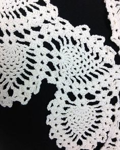 Picture of Pineapple Trellis Scarf/Wrap Pattern