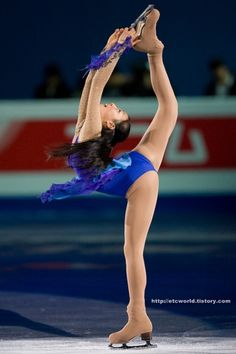 Mao Asada, 2008 - This was the year Mao trained on my ice