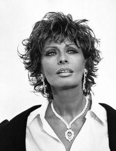 La gran #Actriz del #CineItaliano de todos los tiempo #SophiaLoren