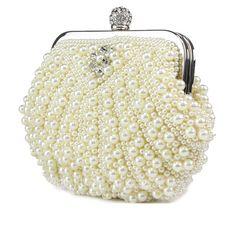 Upea Pearl jossa Tekojalokivi Kytkimet (012053570)
