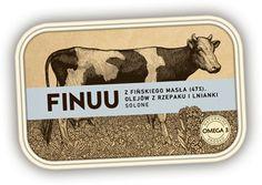Miks solony FINUU z fińskiego masła, olejów z rzepaku i lnianki #finuu #finuupl #miks #masło #finlandia #miks