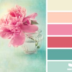 VintageHues Lovely colour sets