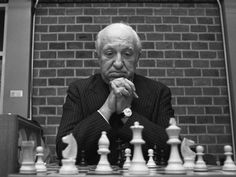 """MIGUEL NAJDORF, 1973.  The NAJDORF VARIATION of the SICILIAN DEFENSE is one of the most respected and deeply studied of all chess openings. Modern Chess Openings (a/k/a """"the bible of chess"""") calls it the """"Cadillac"""", or """"Rolls Royce"""", of chess openings. (I play it exclusively whenever possible.)  The opening is named after the Polish-Argentine GM Miguel Najdorf."""
