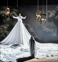Un Jour - Théâtre - Massimo Furlan - Claire de Ribaupierre - Paris Art Set Design Theatre, Stage Design, Conception Scénique, Scenography Theatre, Theater, Film Inspiration, Theatre Costumes, Paris Art, Stage Set