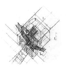 Daniel Mowery - Pelliccia Fellowship: Roman Forum // Stair as Volume | Giardini Farnesini, Giacomo Barozzi da Vignola, 1555 - ...