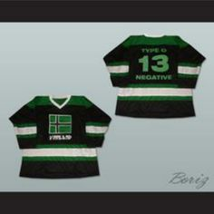 6027fbc5 Type O Negative Hockey Jersey Any Size Stitch Sewn