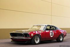 Ford Mustang 302 Trans Am - Ode to Parnelli Jones Ford Mustang 1964, Ford Mustang Boss, Mustang Fastback, Shelby Gt500, Mustang Cars, Ford Gt, Ford Mustangs, Old Race Cars, Best Muscle Cars