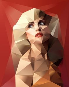How to Create a Polygonal Vector Mosaic in Illustrator - Illustrator Tutorials - Vectorboom