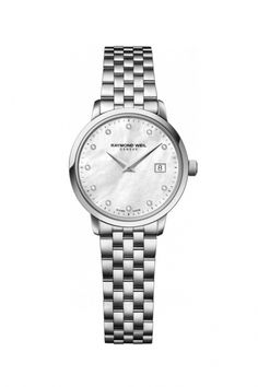 334549f218f 5988-ST-9708 - Raymond Weil Toccata dames horloge Raymond Weil