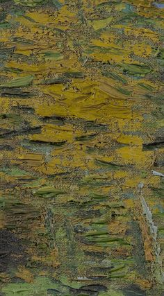 Detail of ' Ravine with a Small Stream', October Vincent van Gogh - Credits (obliged to state): Van Gogh Museum, Amsterdam (Vincent van Gogh Foundation). Van Gogh Art, Van Gogh Museum, Van Gogh Paintings, Rare Photos, Vincent Van Gogh, Amsterdam, City Photo, Foundation, October