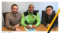 Super Eagles Goalkeeper Sign New Deal With Club      Super Eagles Carl Ikeme has signed a new contract extension at Championship club Wolverhampton Wanderers. The Nigerian international who has spent over 15 years at the club agreed to a new two-and-a-half year deal with a year's option the official Twitter handle of the clubrevealedon Thursday.  The 30years old shot-stopper's previous deal was due to expire at the end of the current season. The England-born Nigeria goalkeeper was excited to…